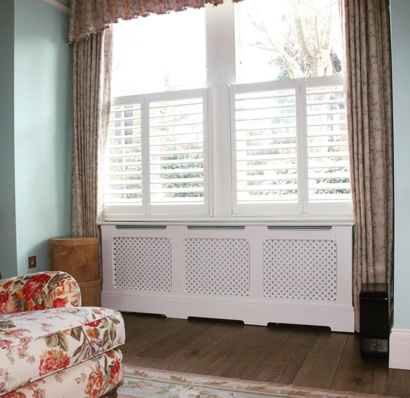 Chiltern Radiator Cabinet Installation in Fulham