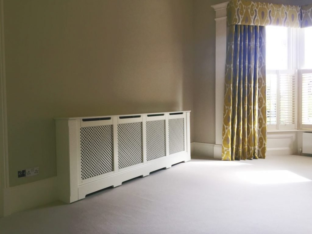 Regency Bespoke Radiator Cover In Harrowgate
