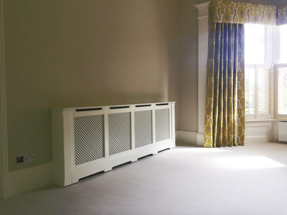 Bespoke Radiator Covers Project in Harrogate