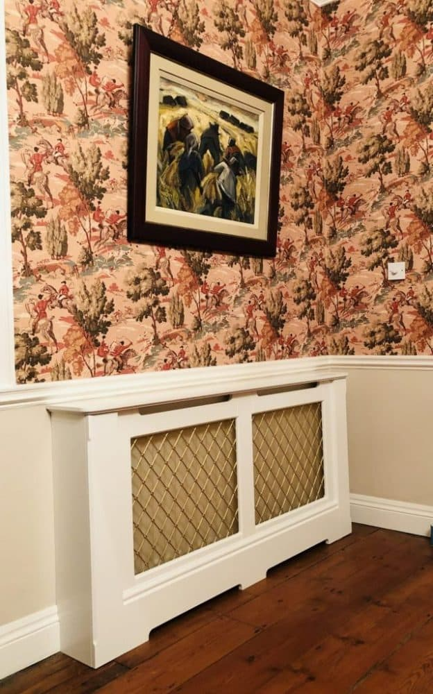 Radiator Covers Are Attractive, Heat Efficient Enhancements To Your Living Space