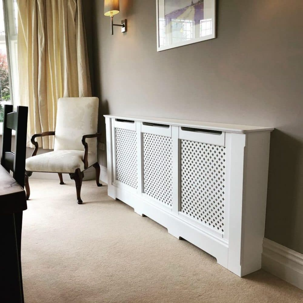 Best Radiator Covers in dining room