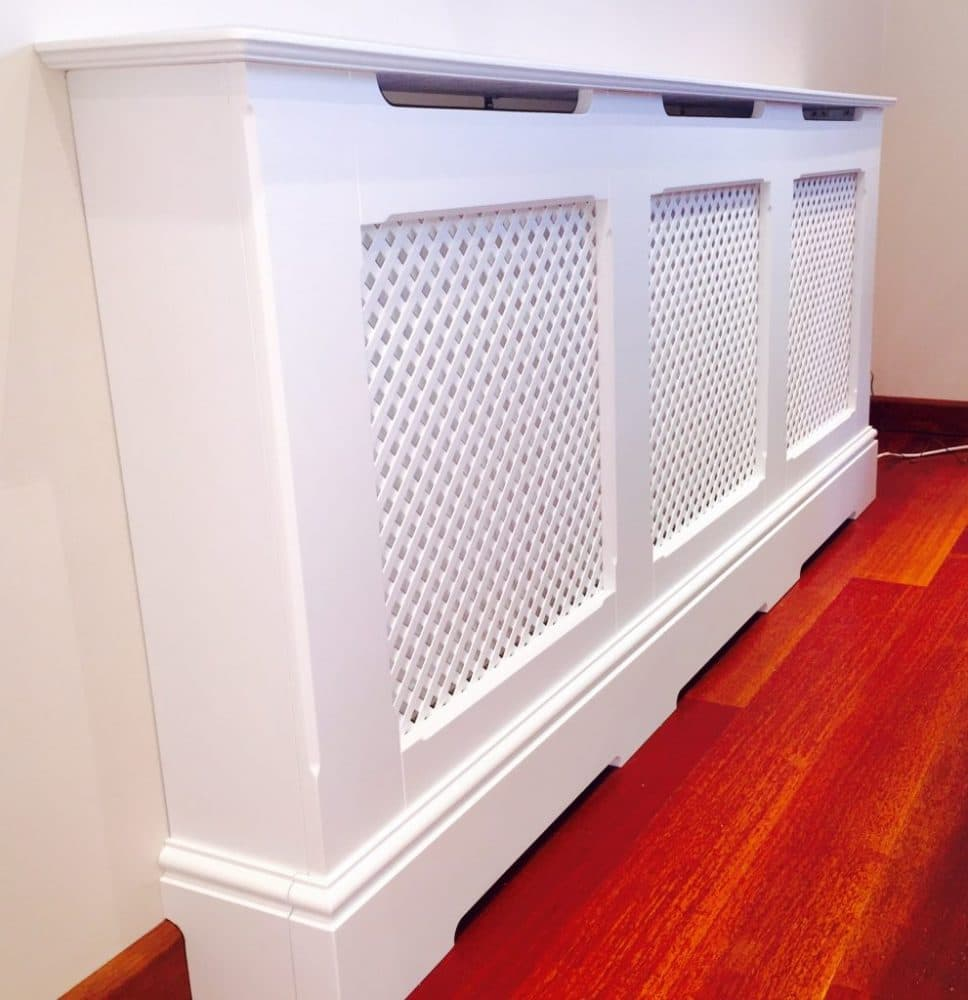 Kolar Mouldings Highlight Our Radiator Cabinets