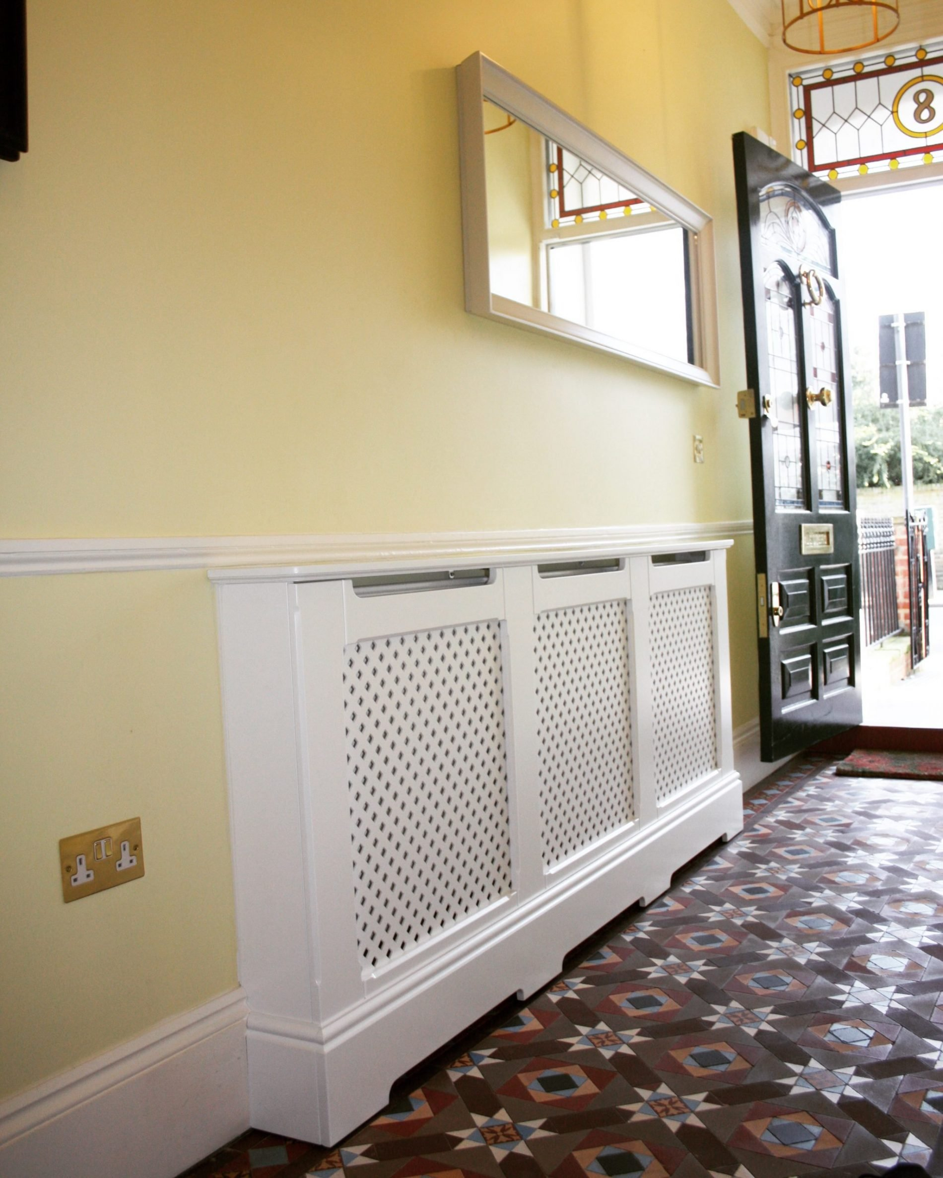 Bespoke Radiator Cabinets Radiator Covers Radiator Cabinets Uk