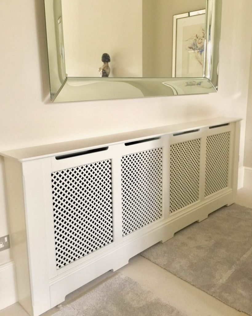 Regency Bespoke Radiator Covers in Harrowgate