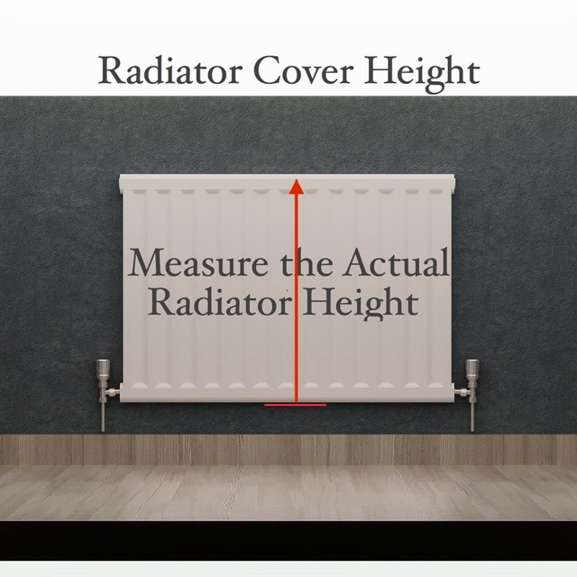 Radiator Cover Height