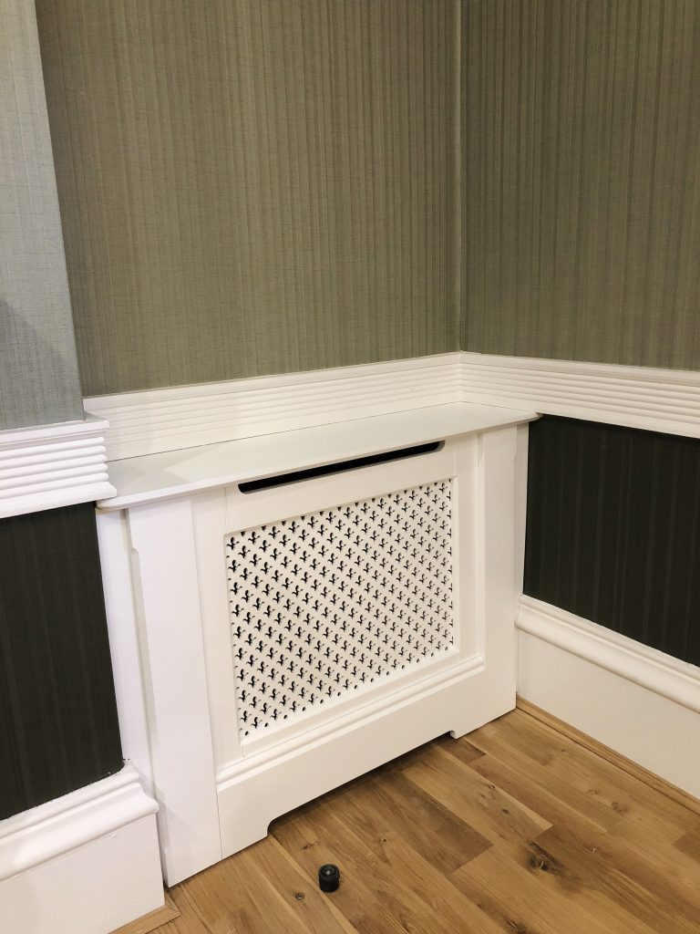 bespoke made to order radiator cabinet