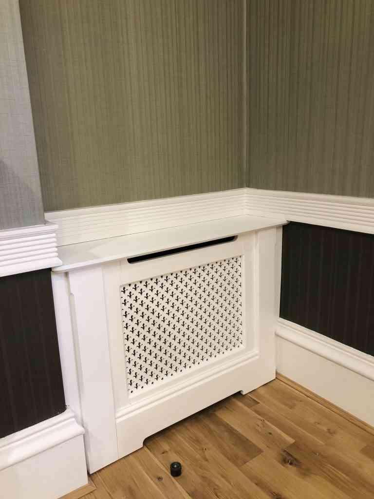 bespoke made to order radiator cabinet