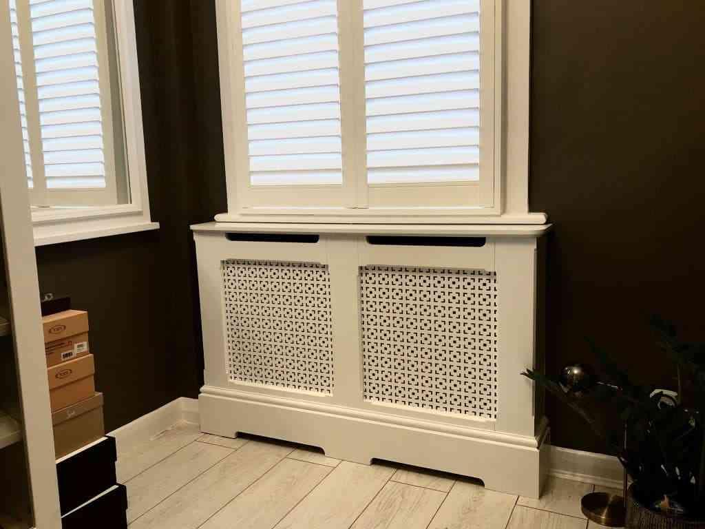 Bespoke radiator cover