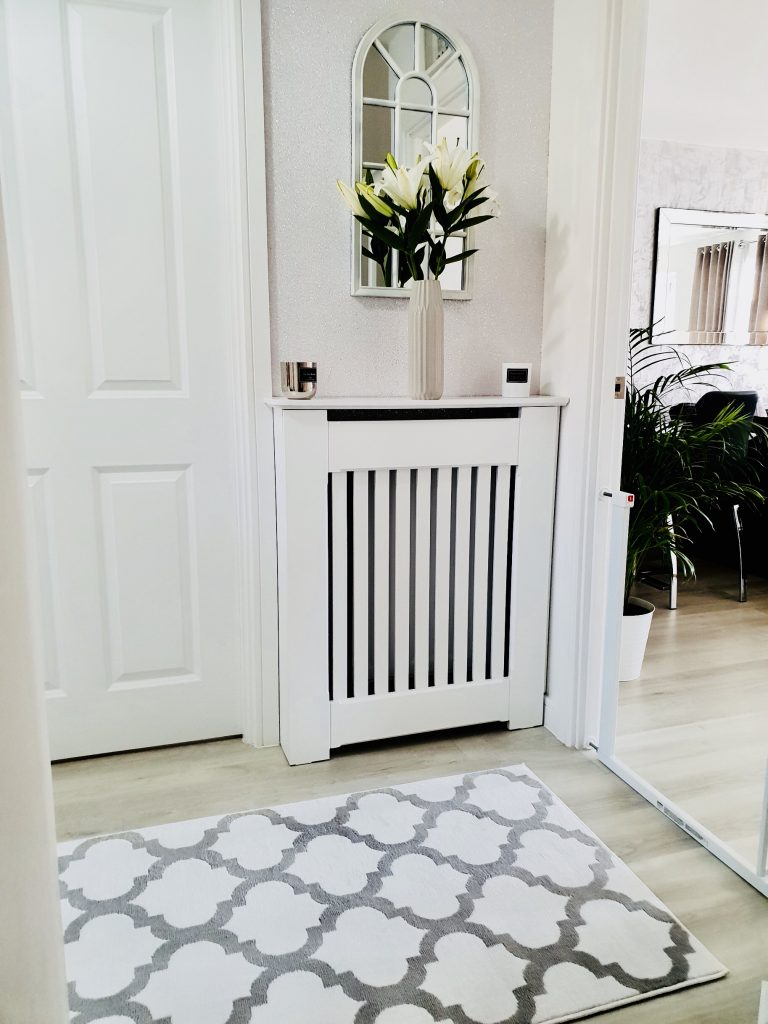 bespoke made to measure radiator cabinet