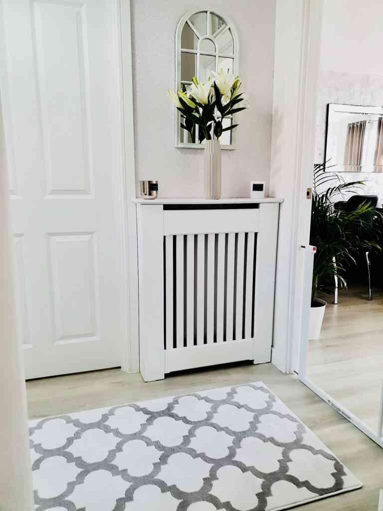 bespoke made to measure radiator cabinet