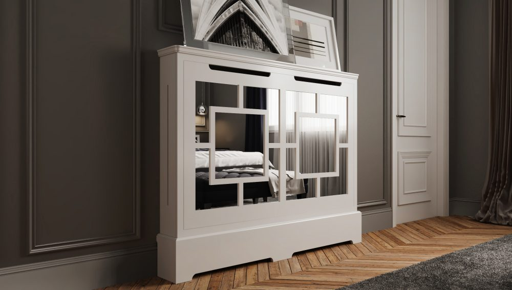 Henley Mirror Radiator Cabinets From Radiator Cabinets Uk